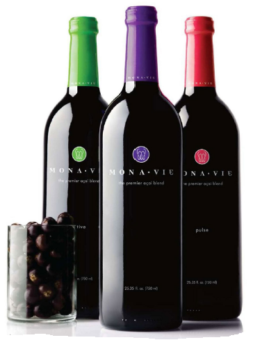 MonaVie Active, Monavie Original, Monavie Pulse